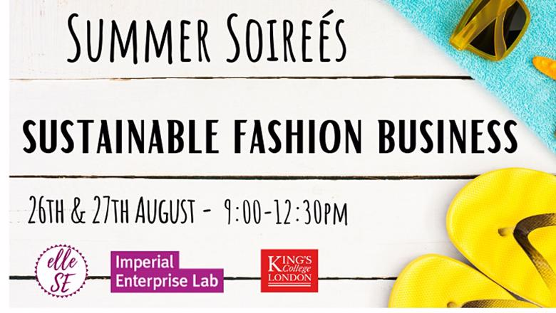 Summer Soiree - sustainable fashion