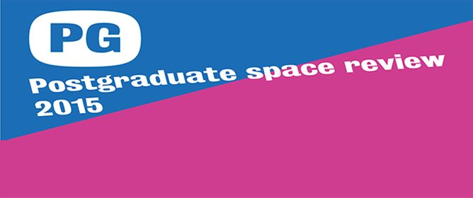 Postgraduate space review image