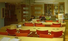 King S College London Archives Reading Room Strand Campus