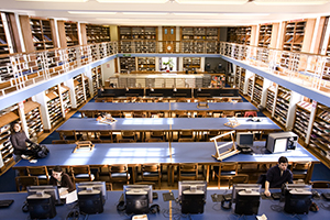 King S College London Senate House Library