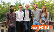 KCLSU student officers 2014