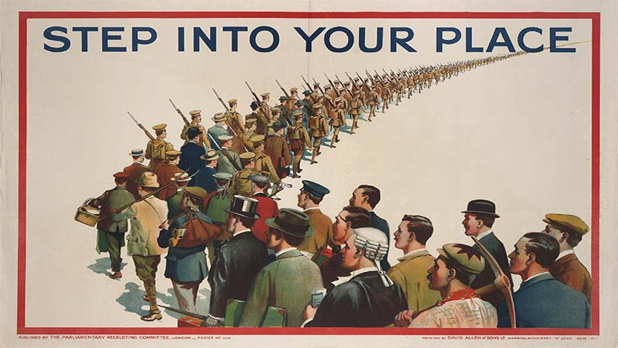 WW1 centenary poster_carousel