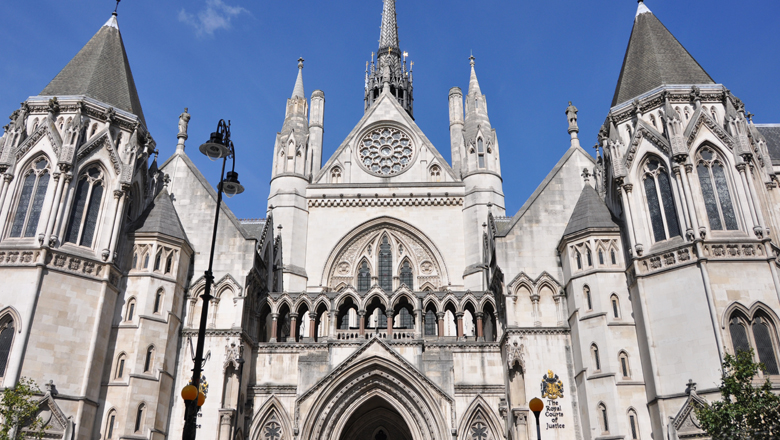Royal courts of J