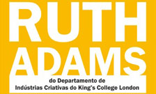 Dr Ruth Adams poster