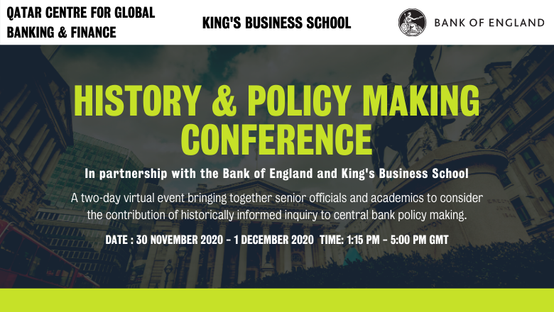 Copy of History and Policy Making Conference