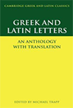 Greek and Latin Letters, An Anthology logo