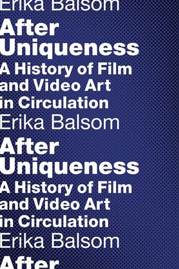 Balsom, Erika - After Uniqueness (2017) logo