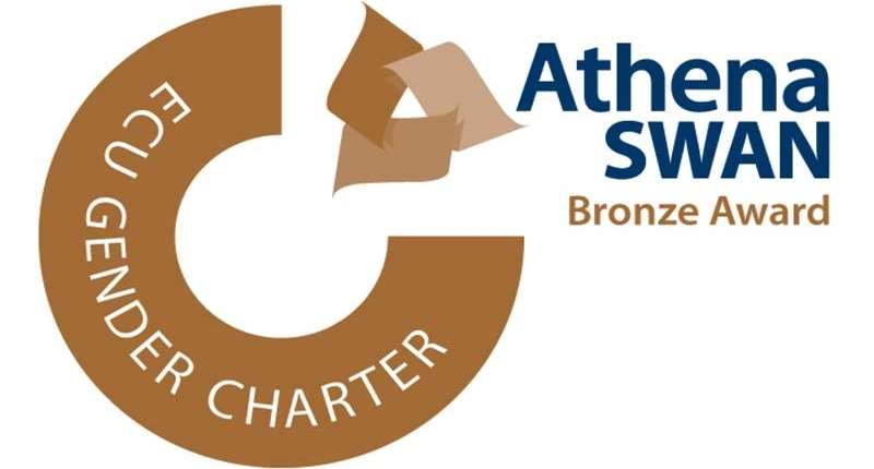 Athena Swan Bronze feature