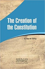 Max M. Edling, The Creation of the Constitution (2018) logo