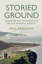 Paul Readman, Storied Ground: Landscape and the Shaping of English National Identity (2018) logo