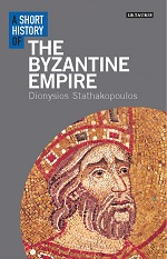 Dionysios Stathakopoulos, A Short History of The Byzantine Empire (2014) logo