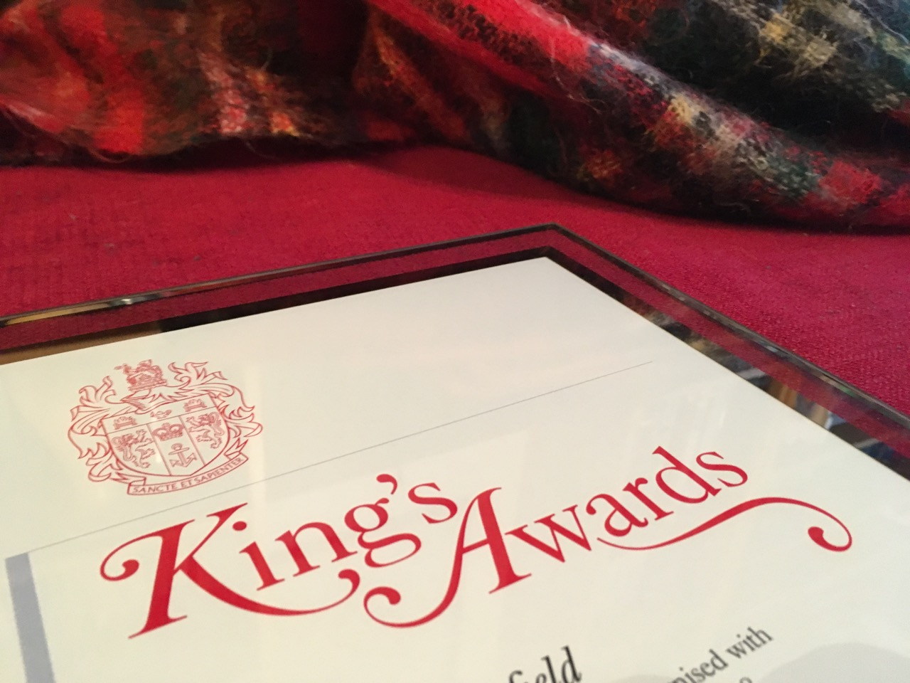 King's Awards