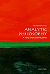 Michael Beaney, Analytic Philosophy: A Very Short Introduction, OUP 2017 logo