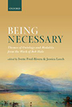 (Fred-Rivera &) Jessica Leech, eds., Being Necessary: Themes of Ontology and Modality in the Work of Bob Hale, OUP 2018 logo