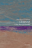 Maria Rosa Antognazza, Leibniz: A Very Short Introduction, OUP 2016 logo