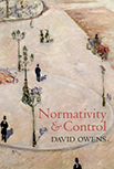 David Owens, Normativity and Control, OUP 2017 logo