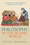Peter Adamson, A History of Philosophy Without Any Gaps: Philosophy in the Islamic World, OUP 2016 logo