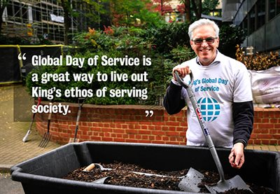 in service of society