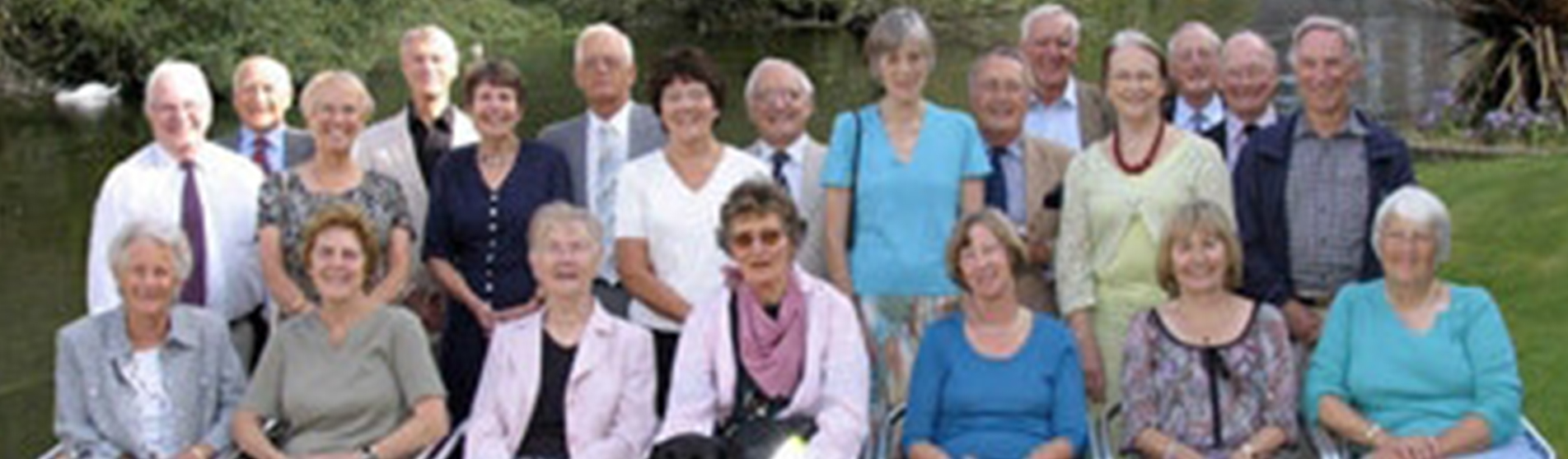 KCH Physiotherapy graduates of 1962 reunite for 50th anniversary reunion (resize)