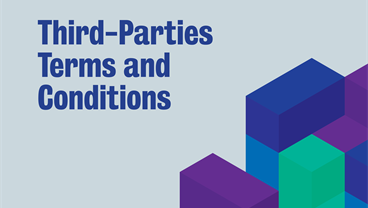 Terms & Conditions for Third-Parties