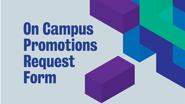 On Campus Promotions - Request Form