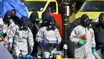 Chemical and Biological Weapons