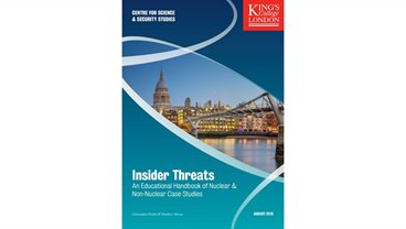 Insider Threats: An Educational Handbook