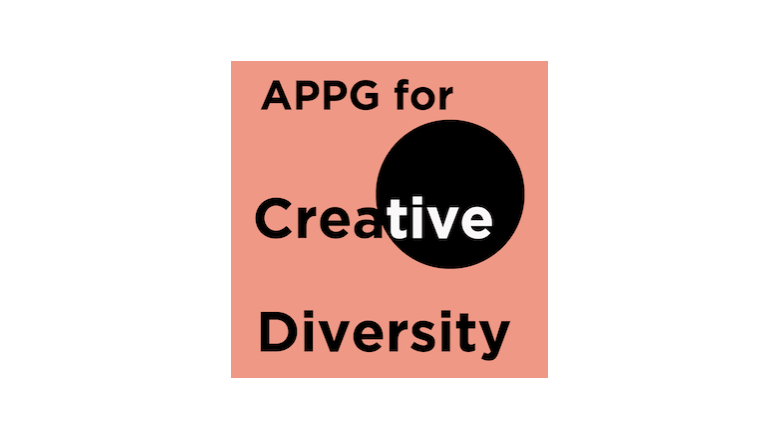 All-Party Parliamentary Group for Creative Diversity logo