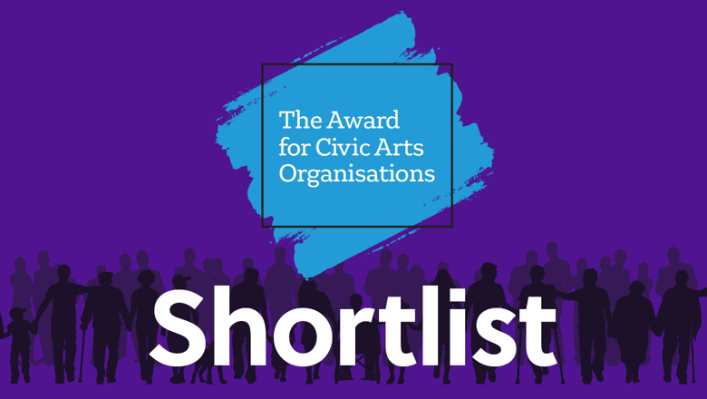 The Award for Civic Arts Orgs Shortlist