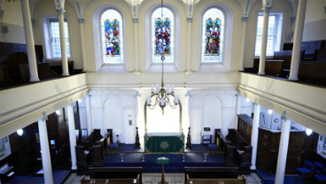 Guy's Chapel, Boland House, Guy's Campus
