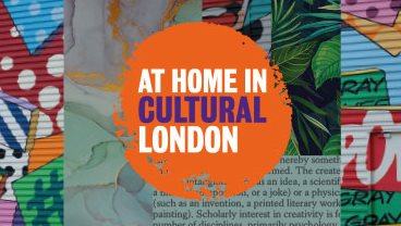 At Home in Cultural London