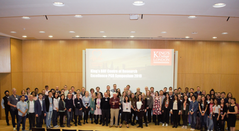 King's British Heart Foundation Centre of Research Excellence Postgraduate Symposium