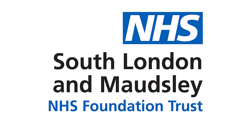 South London and Maudsley NHS Foundation Trust logo