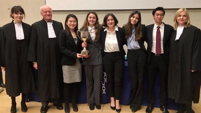 Jessup mooting UK champions 2020