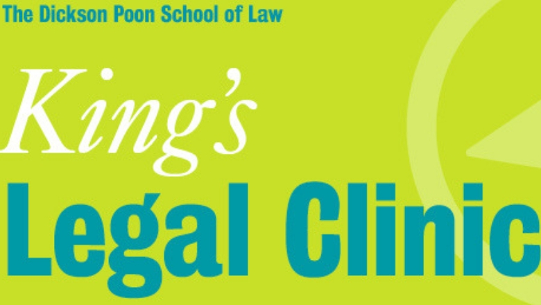 King's Legal Clinic 780x440