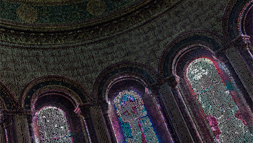 King's College London Chapel in 3D