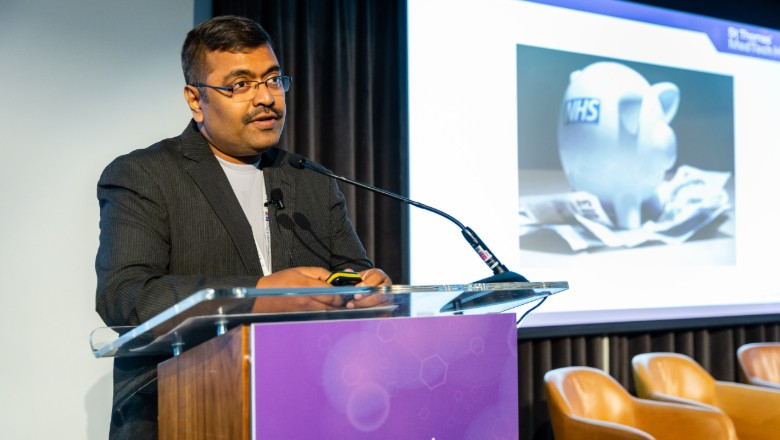 780x440px-London Tech Week-Professor Prashant Jha, Head of Affordable Medical Technologies at King's