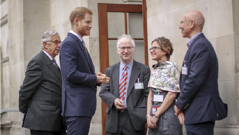 Duke of Sussex at VMHC2019