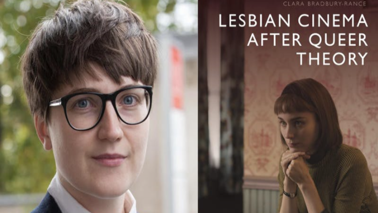 Lesbian Cinema after queer theory book cover