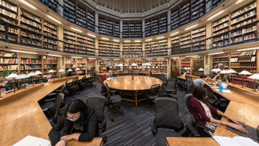 The city's best study spaces