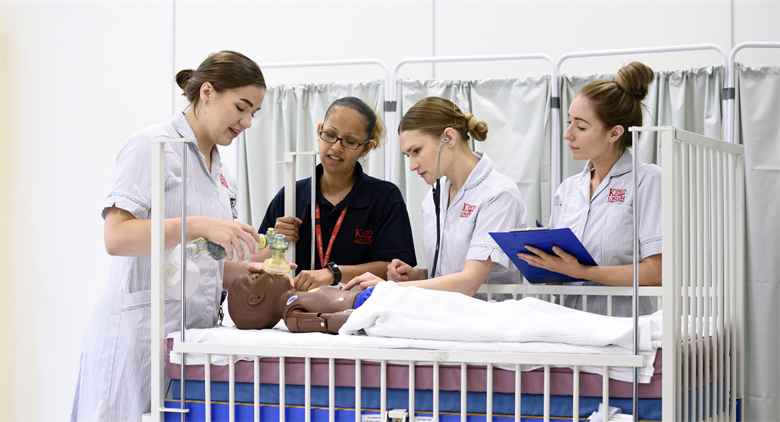 BSc nursing courses at King's 2019   Study at King's