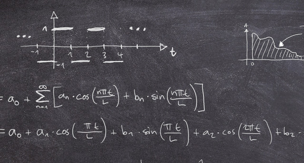 FEATURE Chalkboard Equations
