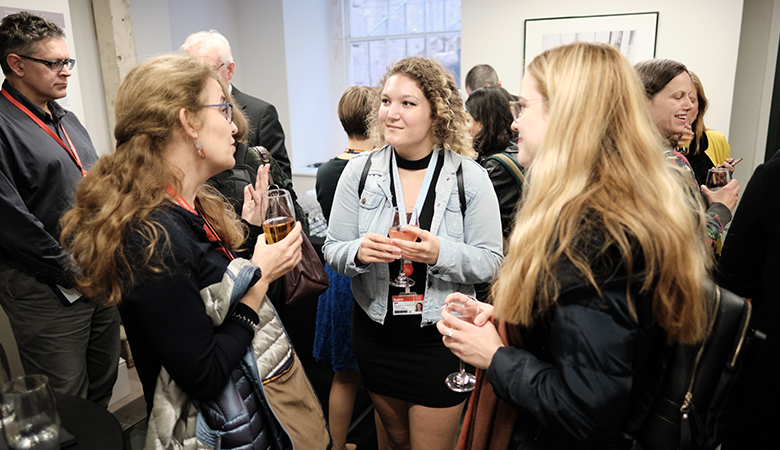 Ada Lovelace 2019 reception