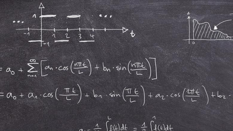 ARTICLE Chalkboard Equations