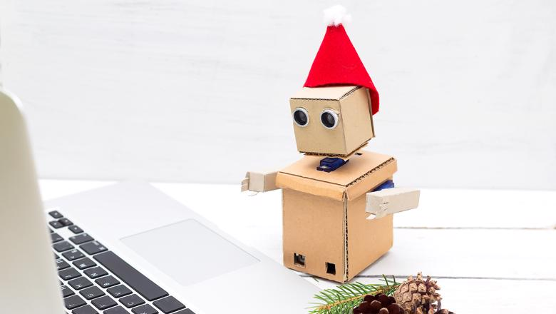 ARTICLE Santa Robot