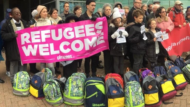 how to sponsor a refugee