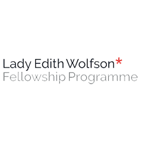 Lady Edith Wolfson Fellowship logo