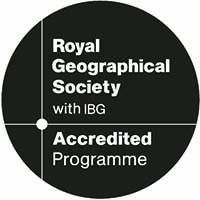 Logo Royal Geographical Society (with IBG)