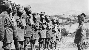 The British Empire at War