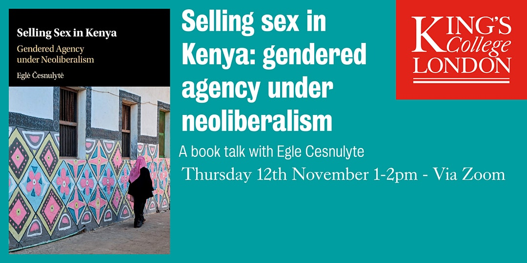 Selling sex in kenya event